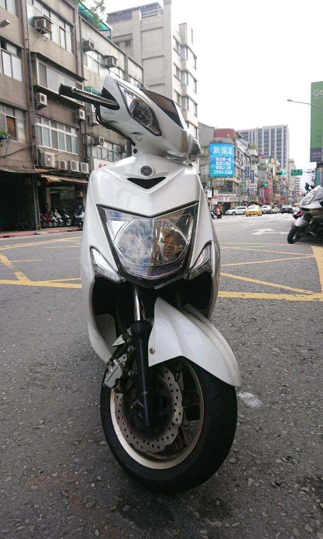2014年 Yamaha 勁戰三代 車況漂亮 0元交車 可辦理分期 免頭款 免保人