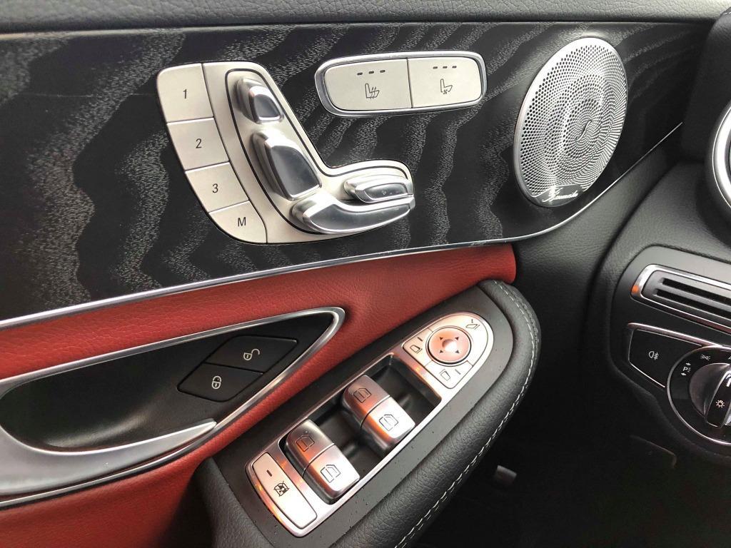 2015Benz C300 AMG 2.0L💯 雙證件皆可辦理
