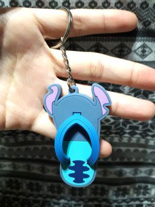 鑰匙圈 史迪奇 吊飾 掛飾 迪士尼