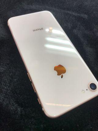 Iphone8 64 金色
