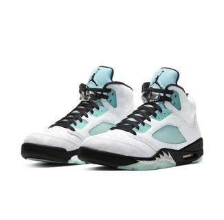 Nike Air Jordan 5 Retro Island Green (US 10)