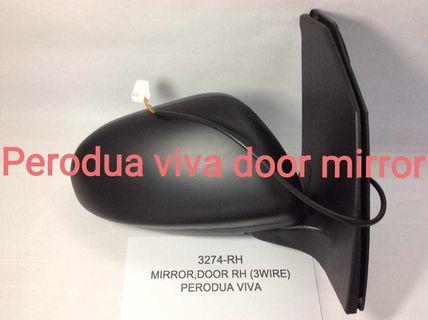 Perodua viva door mirror
