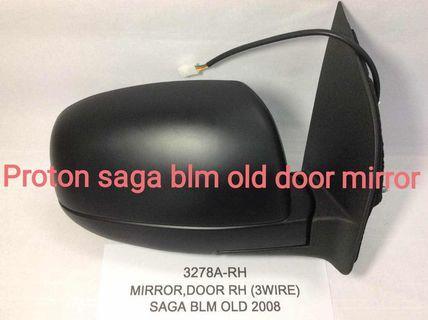 Proton saga blm old door mirror
