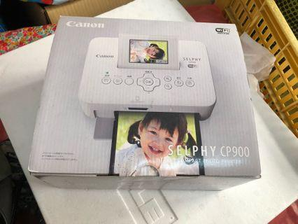 Canon CP900 wifi 熱昇華相片印表機