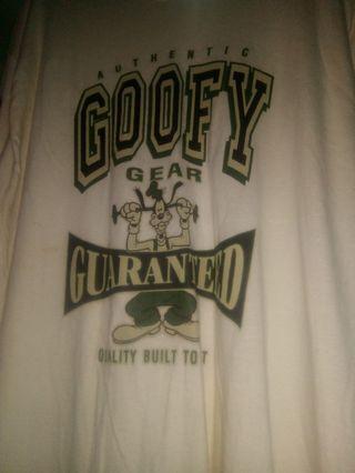 Goofy vintage tshirt