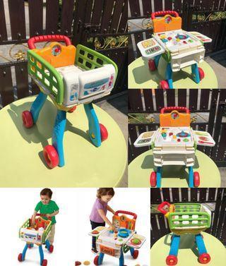 Kitchen play set 3in1