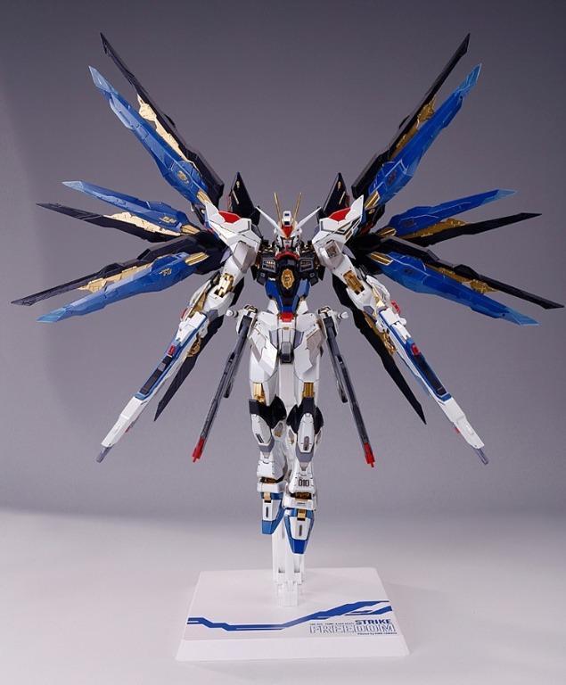 絕版品 龍桃子 (NOT BANDAI) 鋼彈SEED MG 1/100 攻擊自由 Strike Freedom