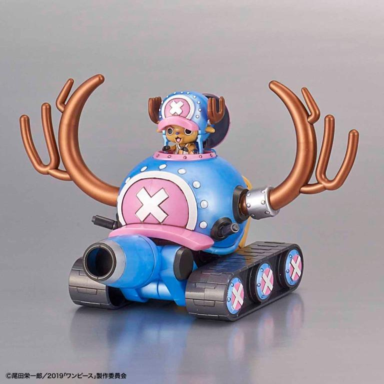 萬代 BANDAI 喬巴機器人Chopper Robo Stampede配色 動畫20週年紀念劇場版配色 One Piece 航海王