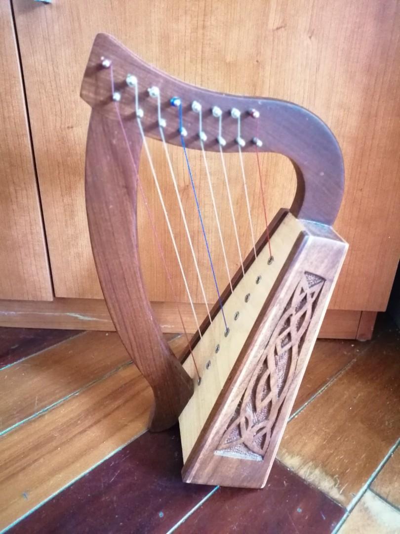 小豎琴 little harp