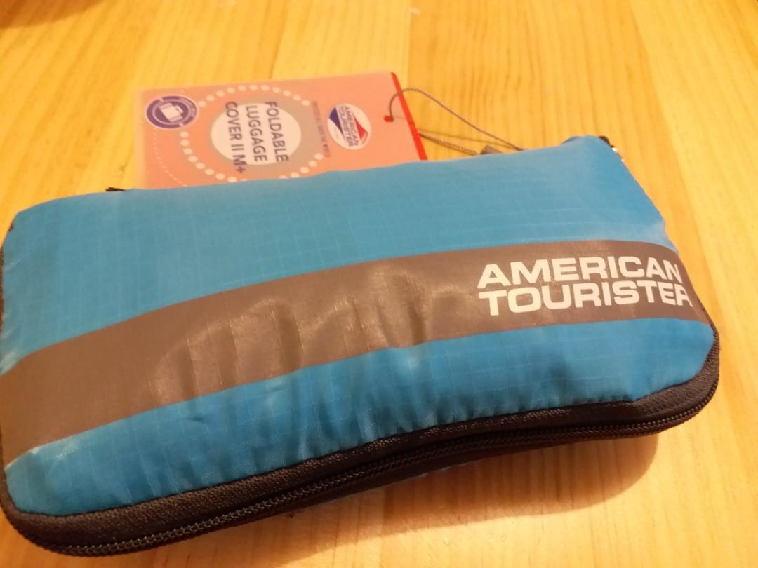 American Tourister行李箱套 (26至28吋gip)