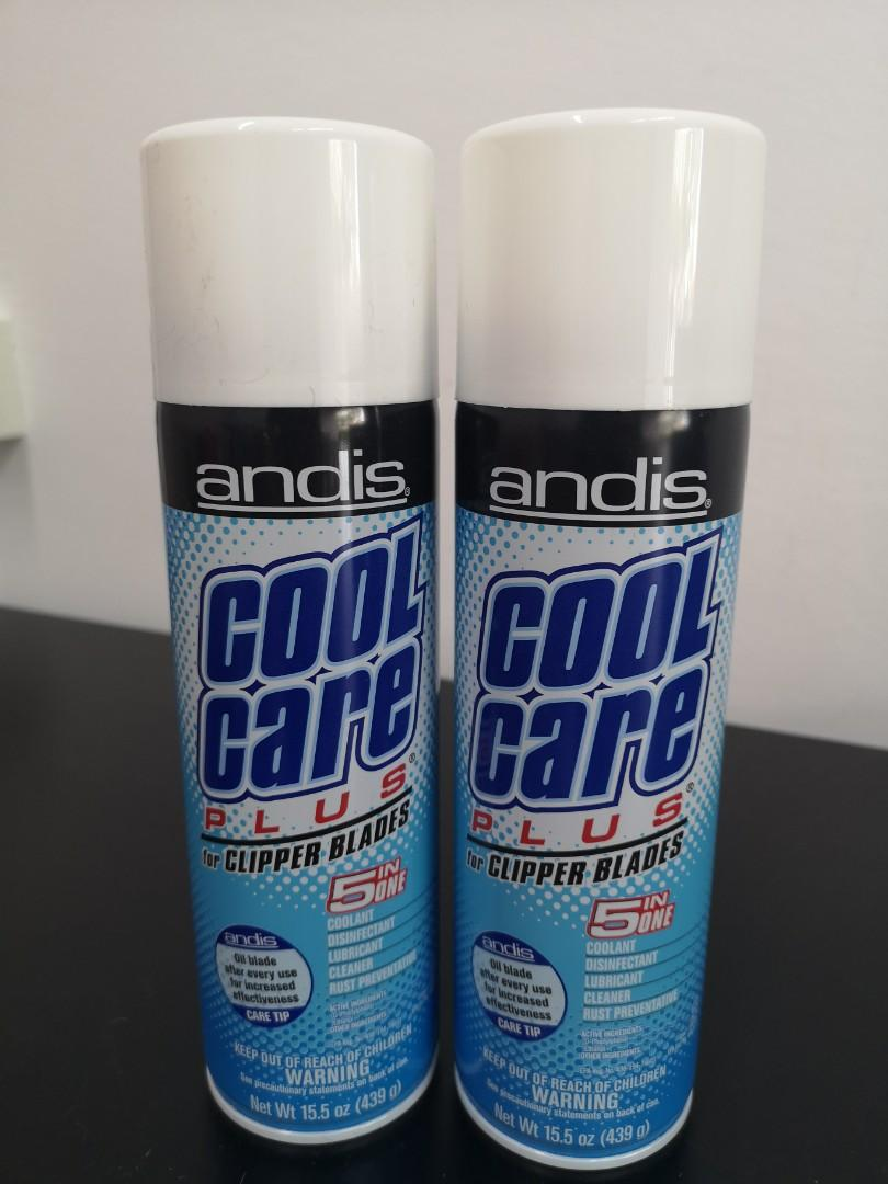 Andis Cool Care Plus Clipper Blade Spray