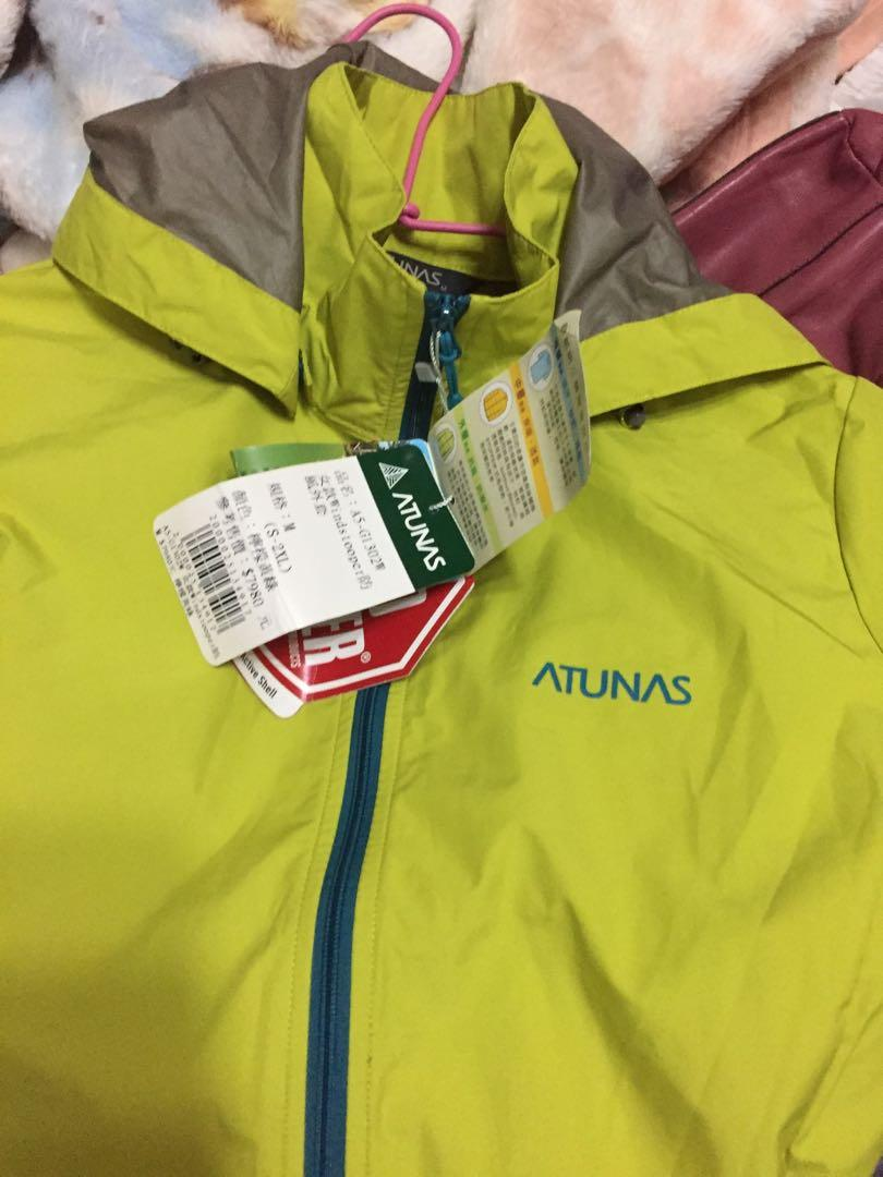 ATUNAS歐都納外套