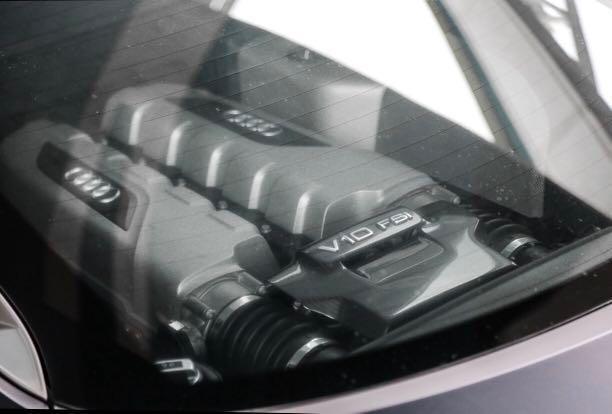 Audi R8 5.2 FSI quattro S tronic (A)