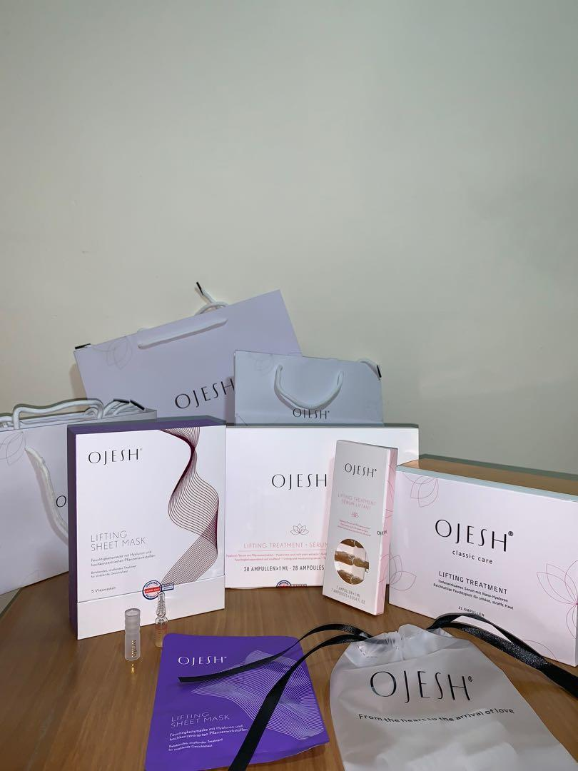 [AUTHENTIC] OJESH Lifting Treatment Ampoule (Set of 7) FREE SHIPPING!!!