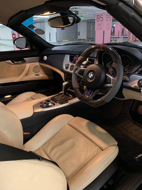 Bmw z4 for monthly lease cheap steal promotion. Tastefully done up. Low mileage well maintained.rental for rent