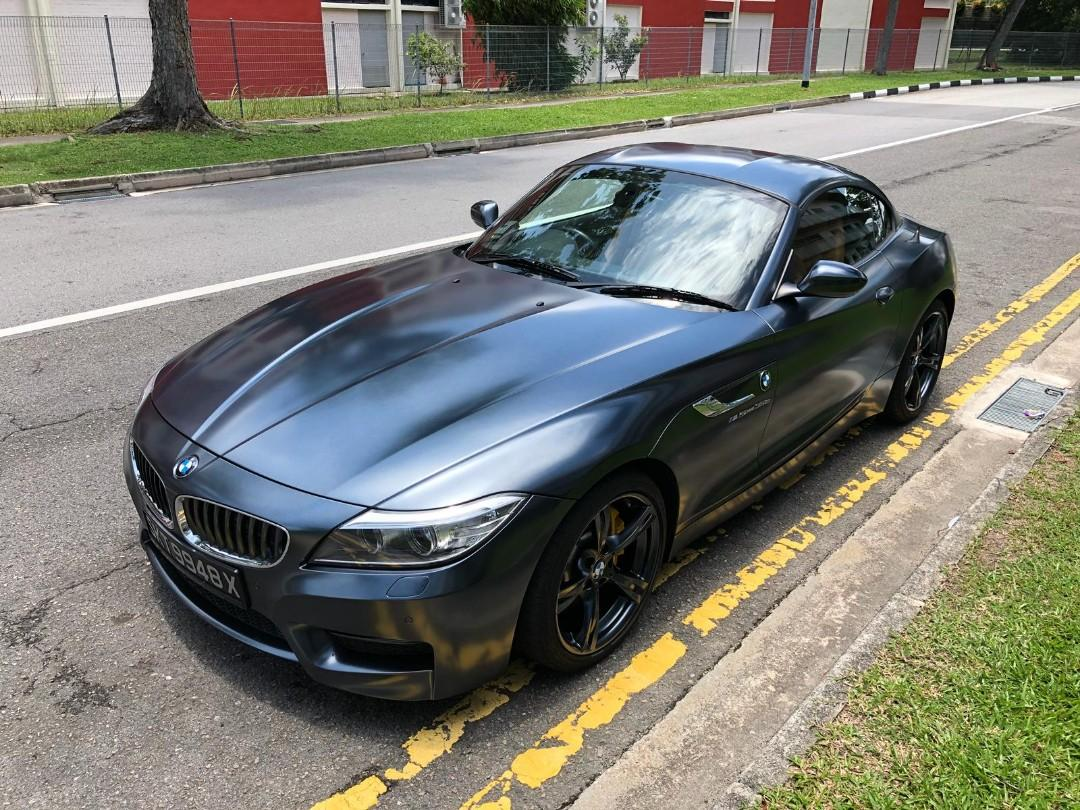 BMW Z4 sDrive35is 3.0 M Sport (A)