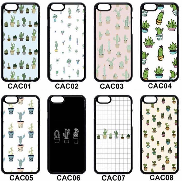 ✖️CASINGS✖️Cactus Phone Cases