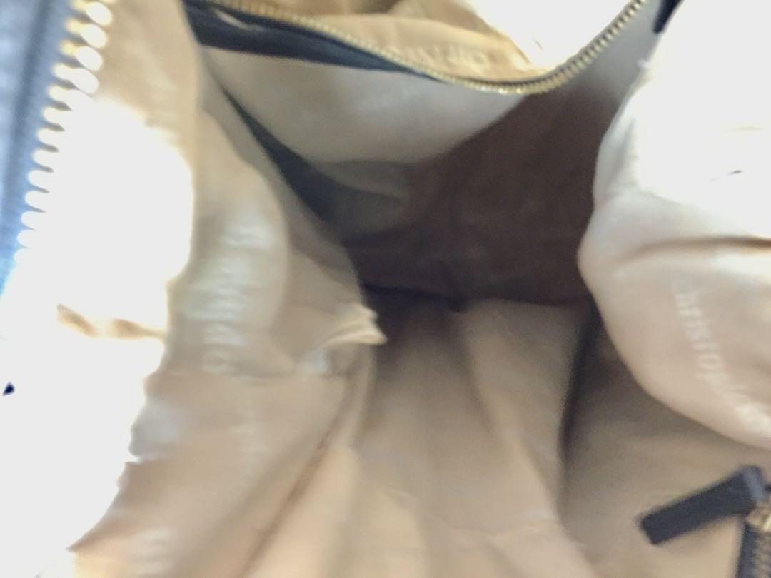CHRISTOPHER KON Alisson Lambskin Leather Woven Bag