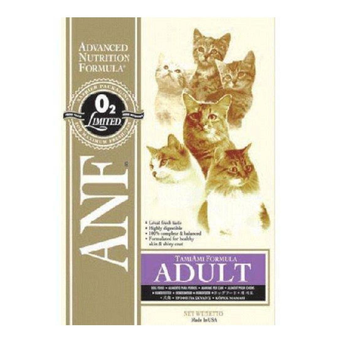 Clearance !! ANF Tami Ami Adult Formula Dry Cat Food 3 kg-(ANFADUL3-CL)