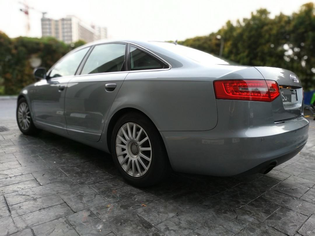 January Audi Promo package
