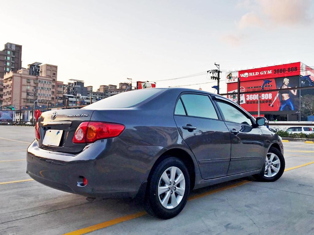 FB:【老鐵尋良駒】2010年ALTIS 正一手車 原廠保養 實車實價在店 主打0元交車 超額貸款 低月付
