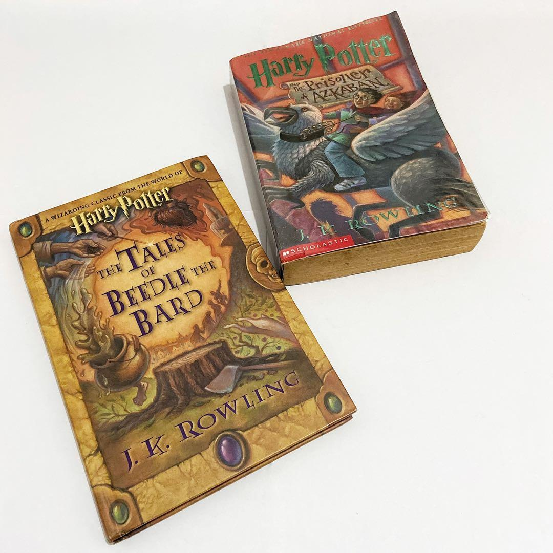 Harry Potter and the Prisoner of Azkaban + The Tales of Beedle the Bard Bundle
