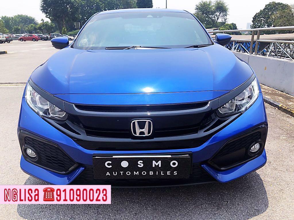 Honda Civic Hatchback 1.0A VTEC Turbo Auto