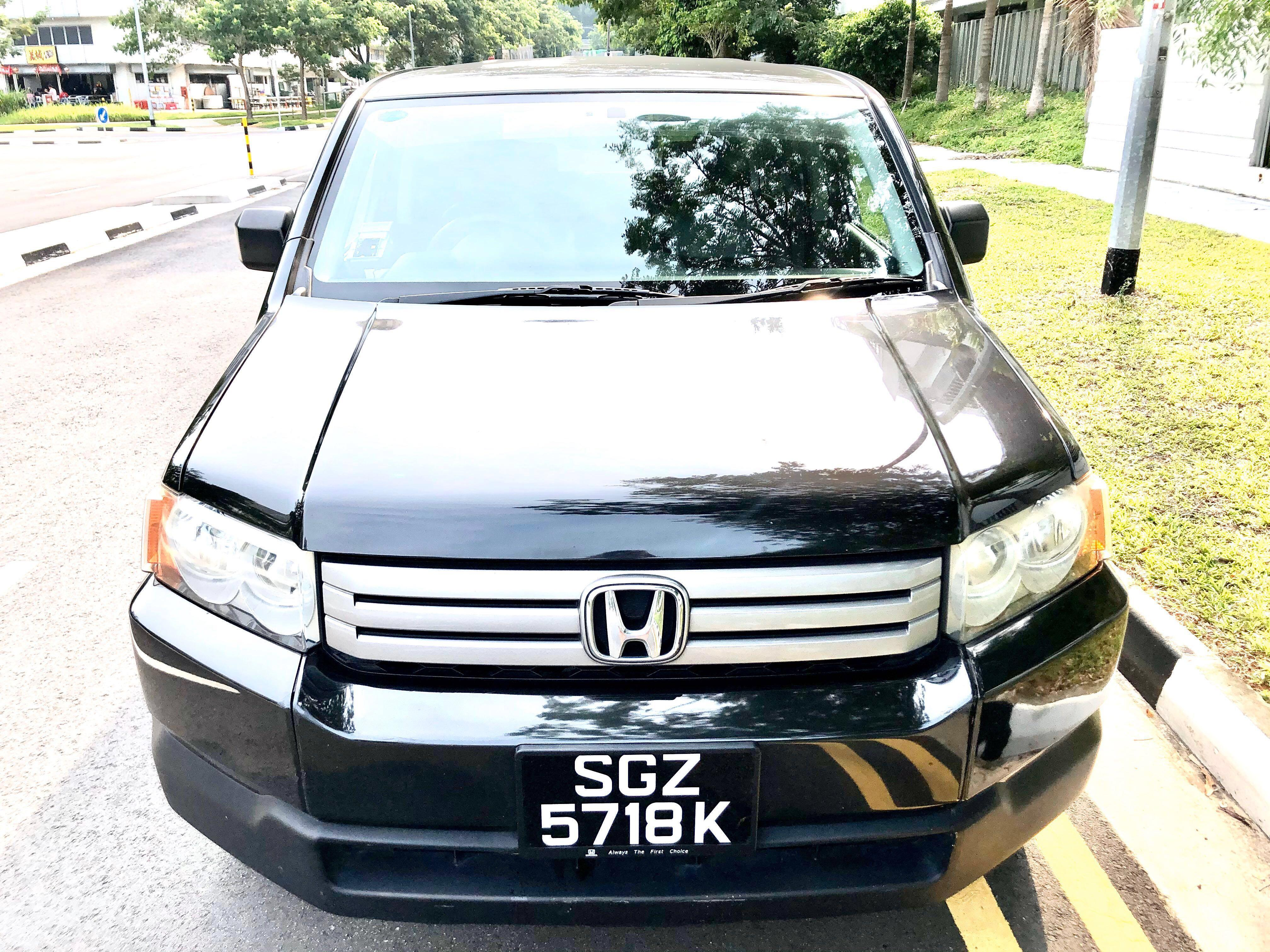 Honda Crossroad 1.8a 7seaters MPV/SUV