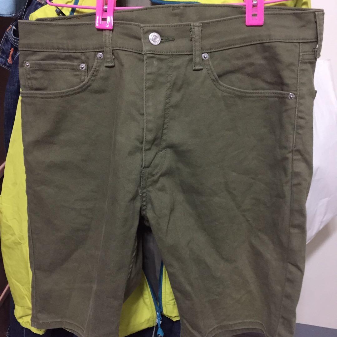LEVI'S 505短褲