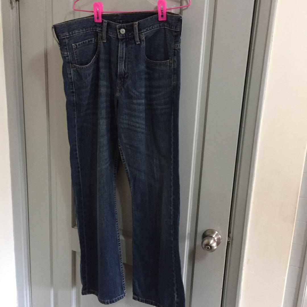 LEVI'S 569長褲