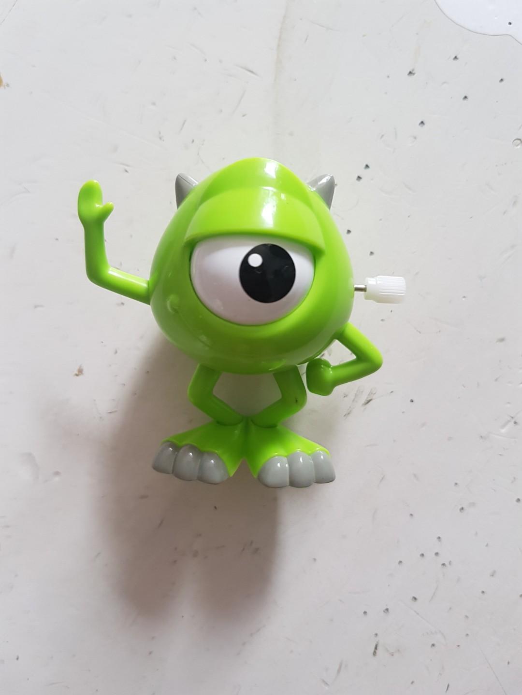 Mainan Happy Meal Monster Inc
