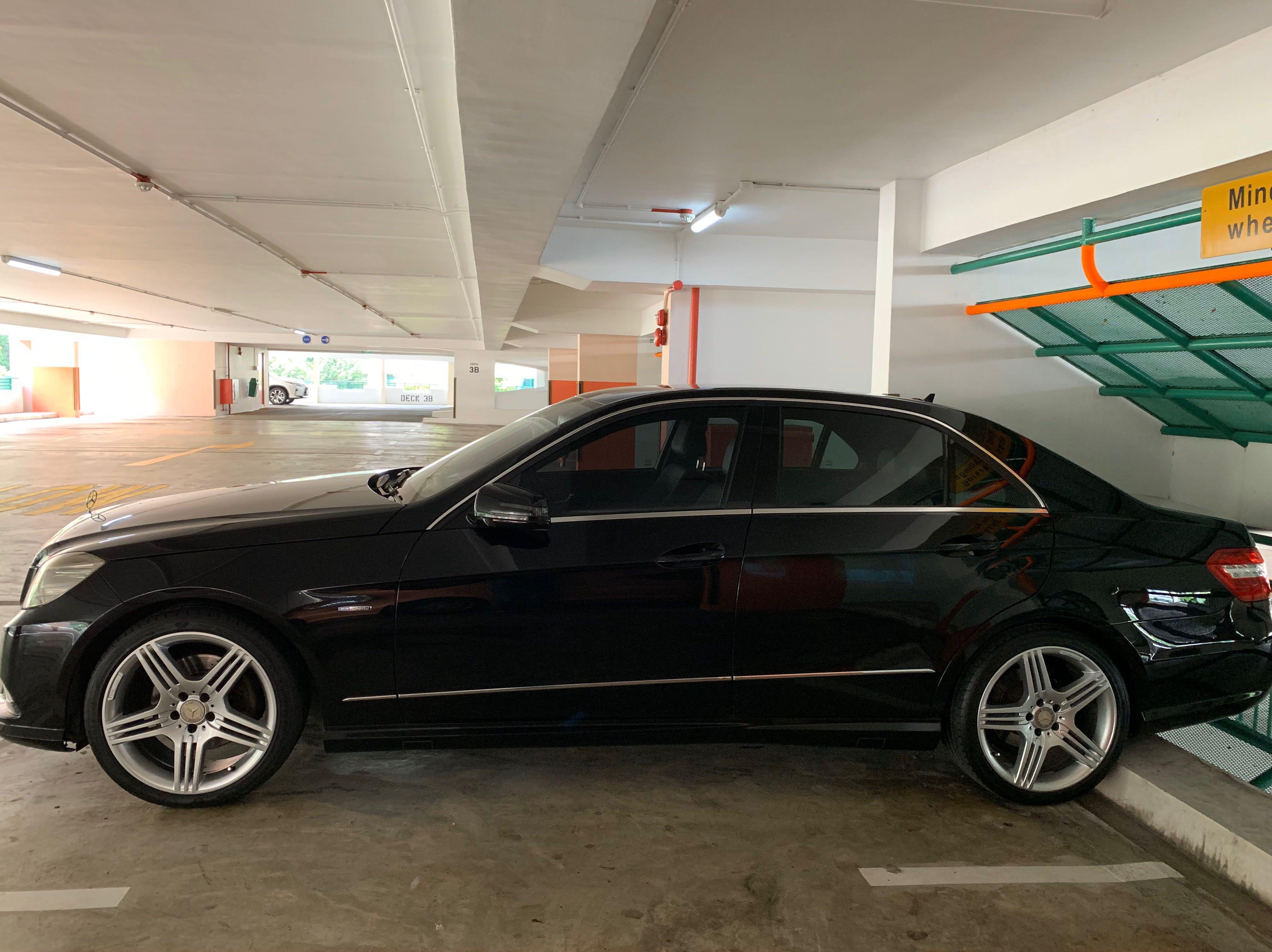 Mercedes-Benz E200 CGI BlueEfficiency Avantgarde (AMG Edition) Auto