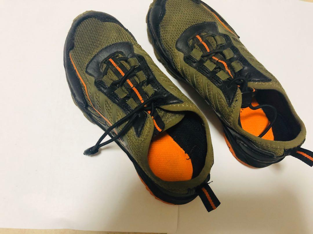 Merrell 行山鞋 kids hiking shoes#不是Columbia, North Face