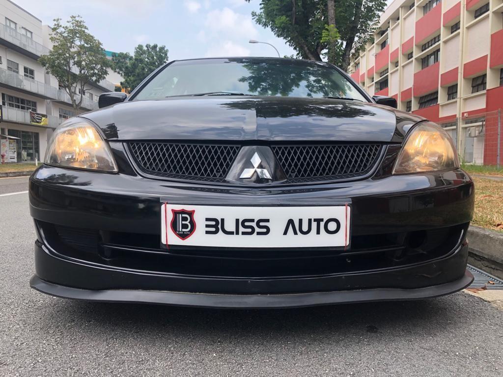 Mitsubishi Lancer 1.6 GLX Sports (A)