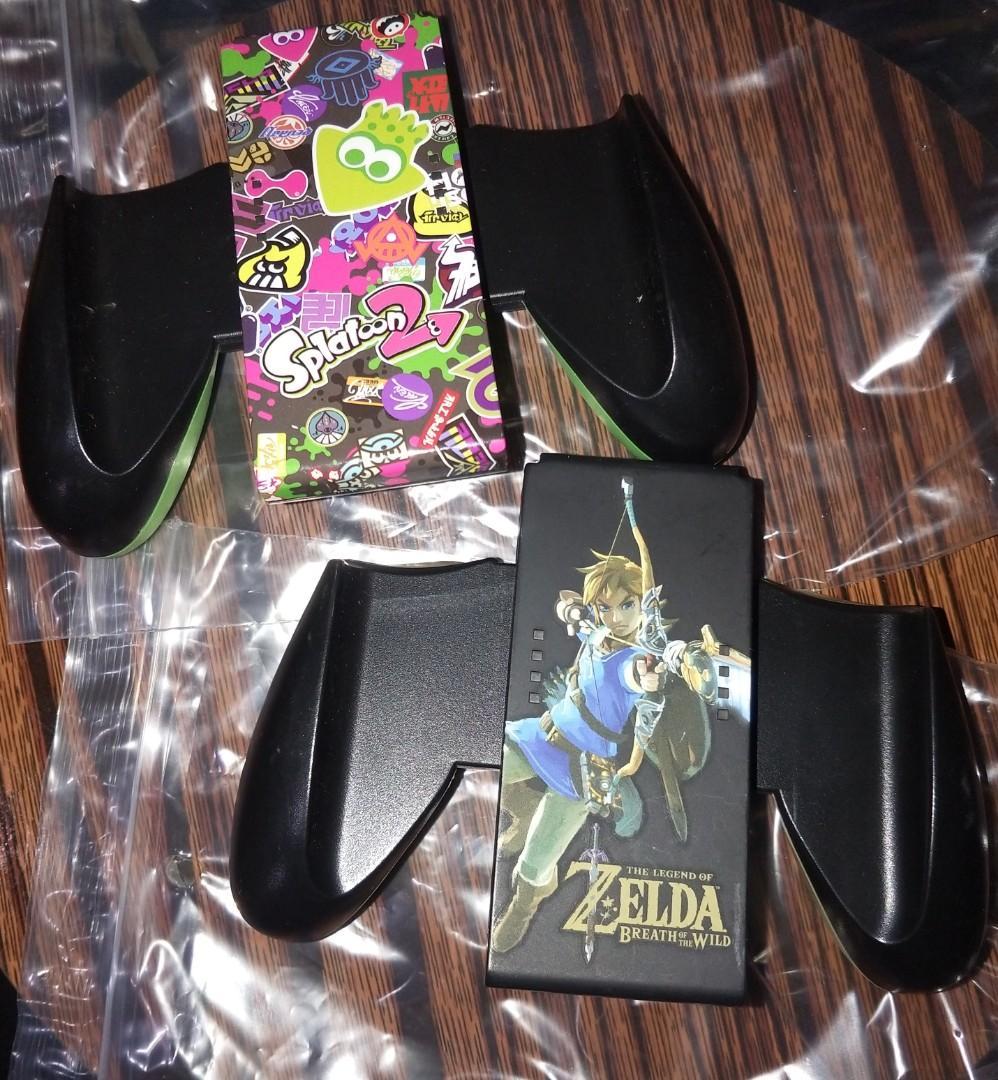 Nintendo Switch 手掣殼兩個(任天堂授權 PowerA製作)$100 兩個 -Zelda, Splatoon (不散賣)