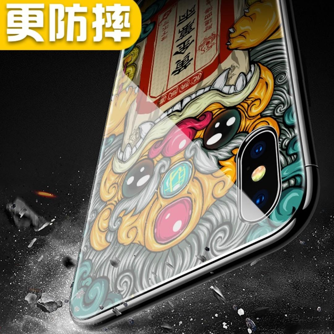 PROMOTION💥iPhone XS Tempered Glass Casing - PandaQ💥
