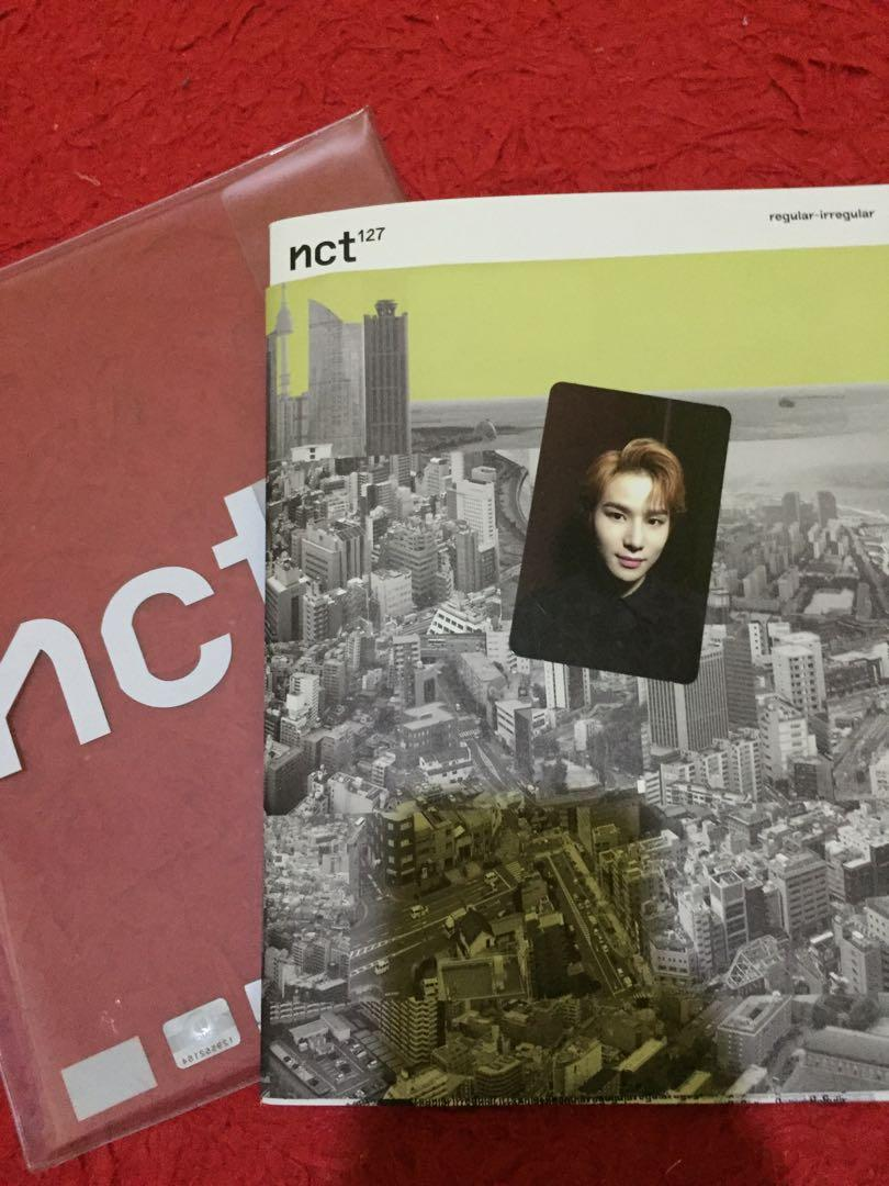 [WTS] Regular-Irregular NCT 127 (price can go down to RM66)