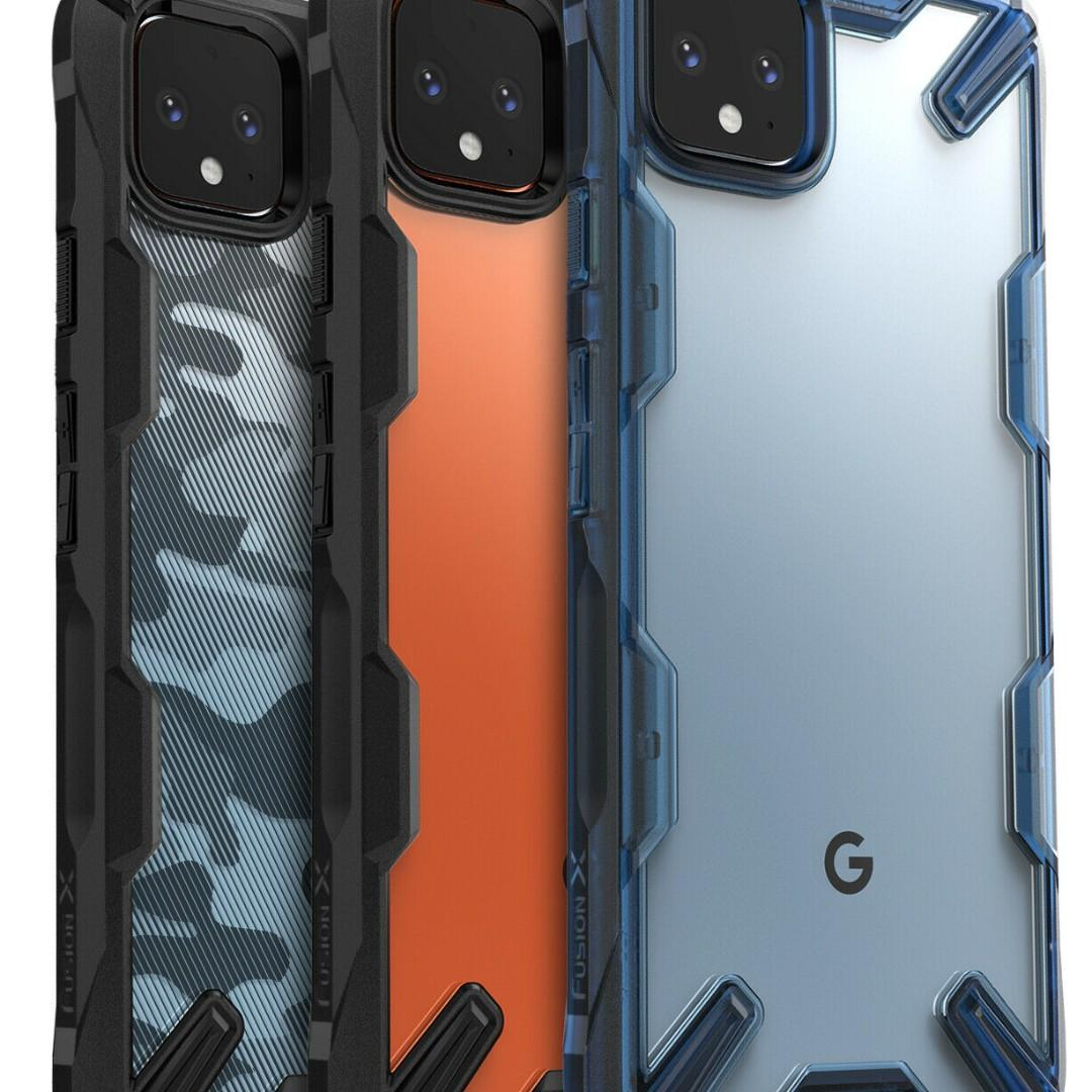 Ringke Fusion-X Clear Case for Google Pixel 4 XL