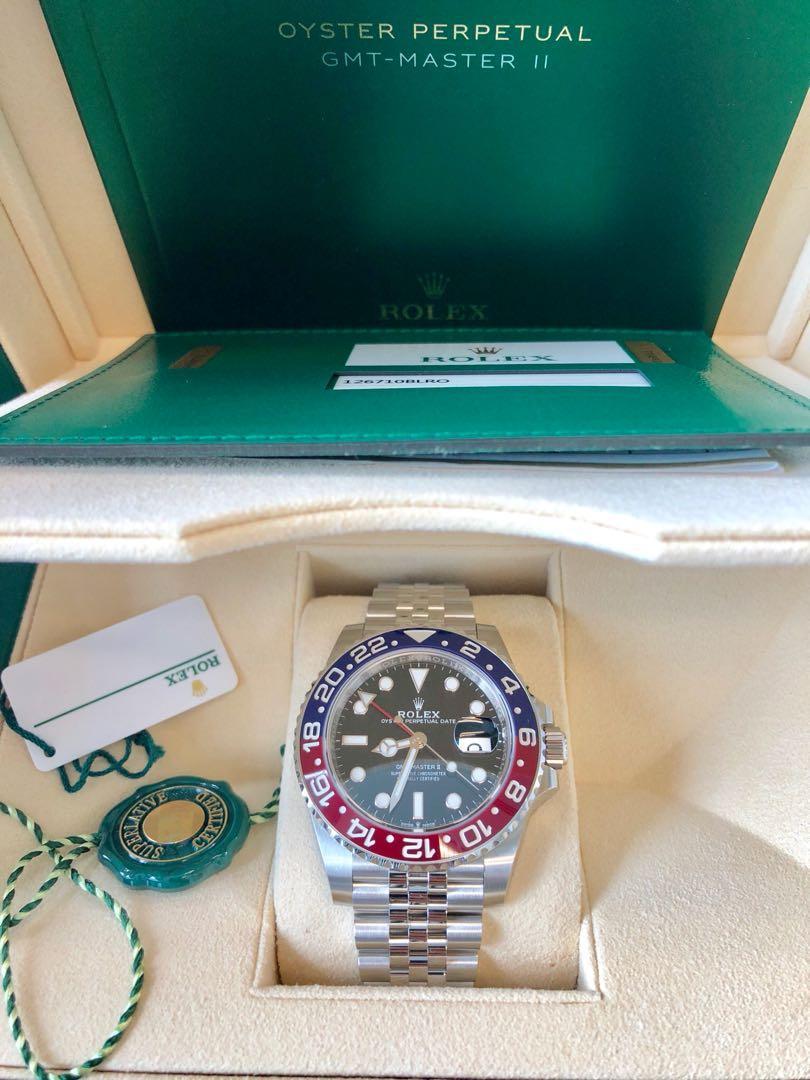 勞力士Rolex 126710 blro