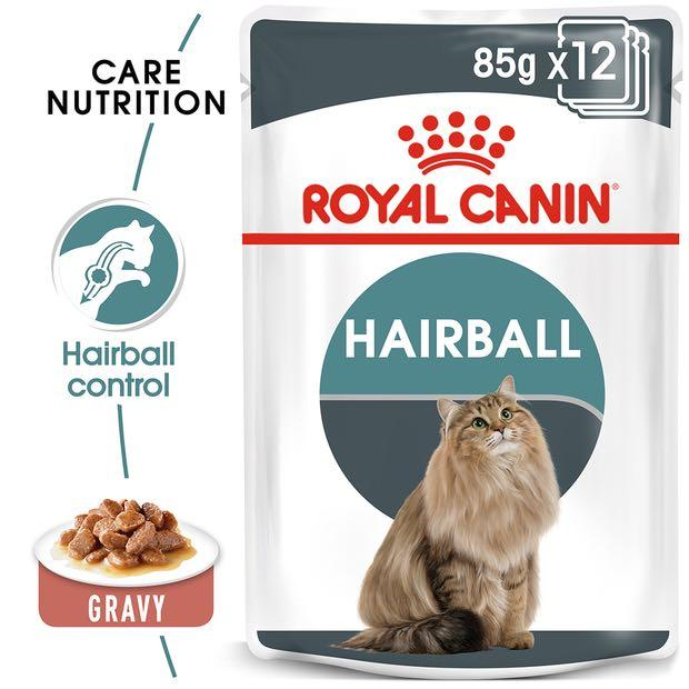 Royal Canin Hairball Pouch 85gm - $2.70