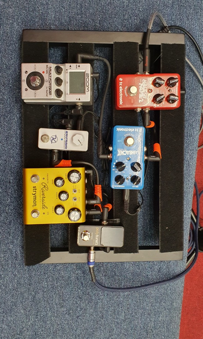 Selling my pedals!