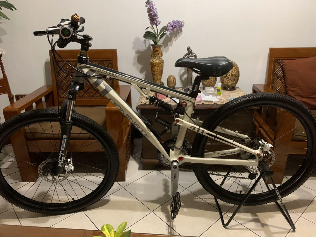 Sepeda bicycle MTB bike custom modif