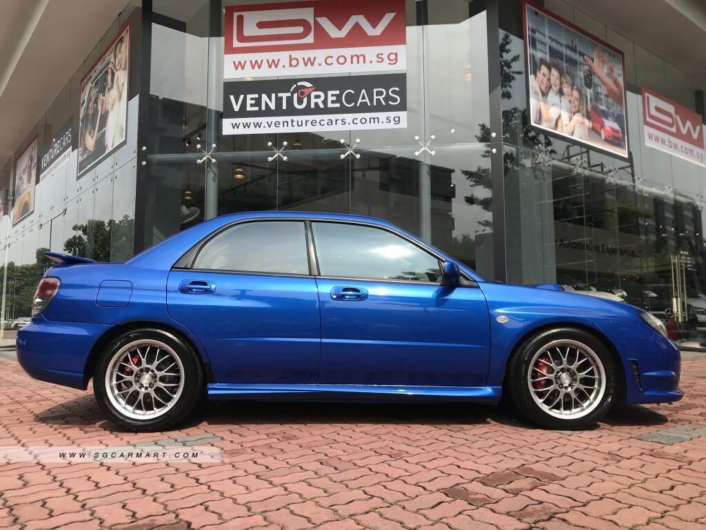 Subaru Impreza WRX 2.5 (M)