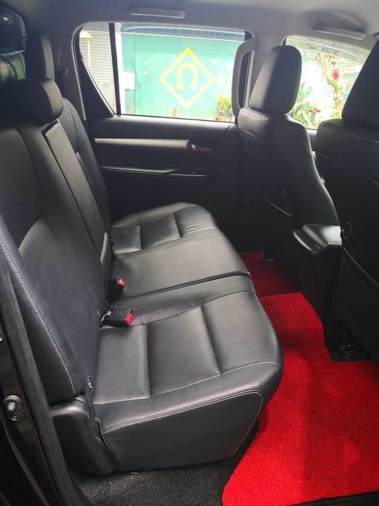 Toyota Hilux Revo 2.4 (A) Kereta Sewa Selangor KL 4x4 Pickup Truck Offroad
