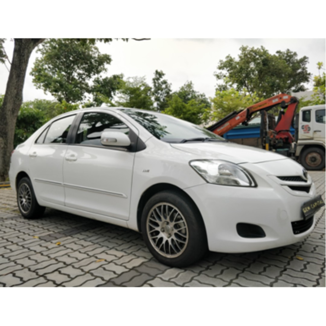 Toyota Vios - - WHAT?! $500 driveaway!? Well, YES!
