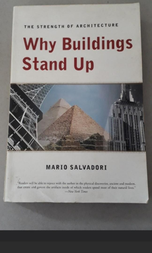 Why Buildings Stand Up Book