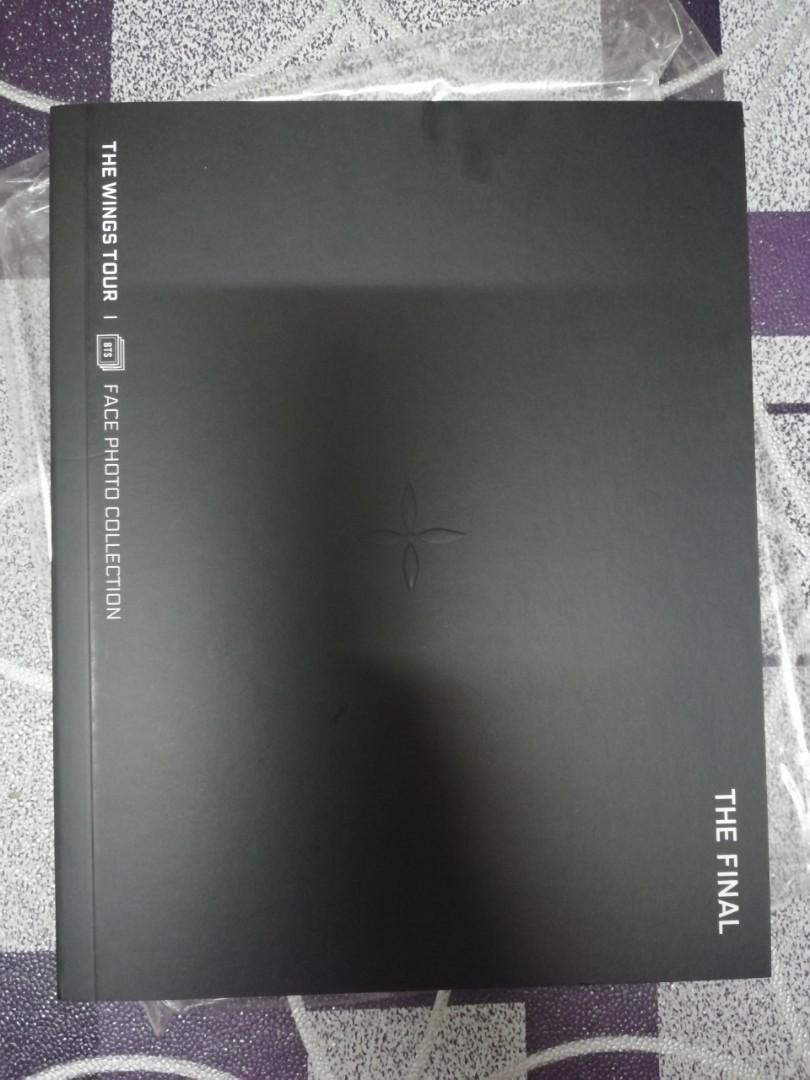 [WTS] The Wings Tour The Final Official MD - Face Photo Collection