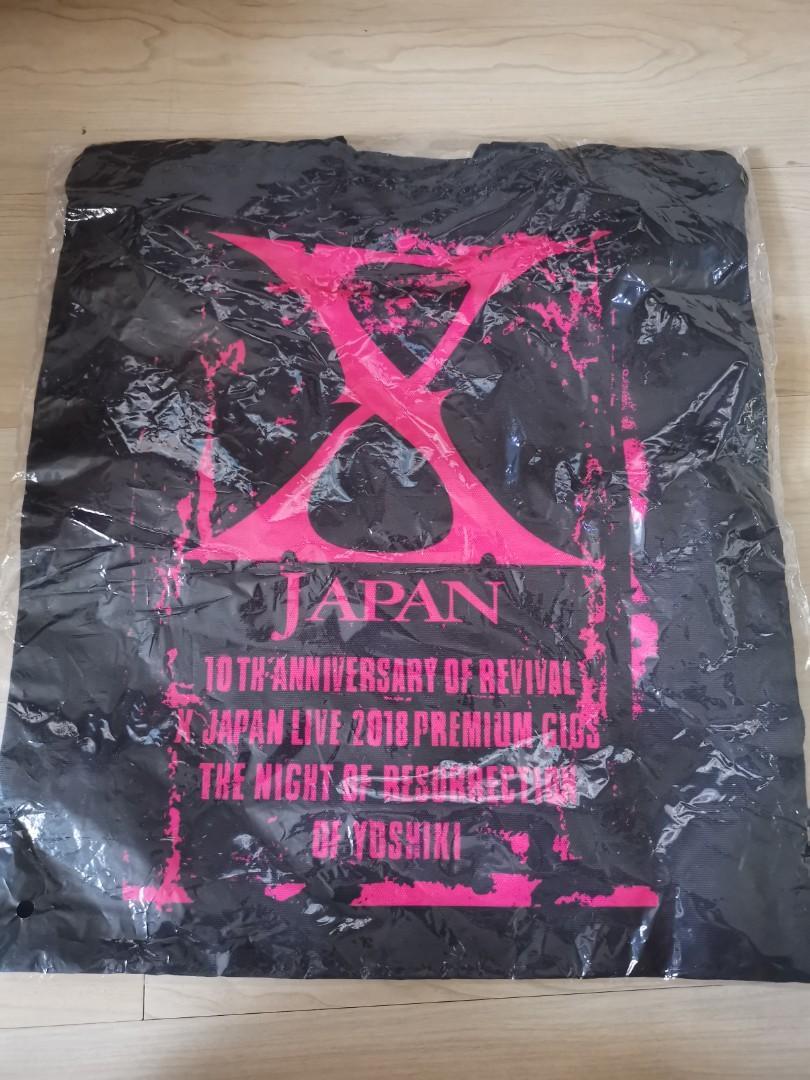 X Japan 布袋