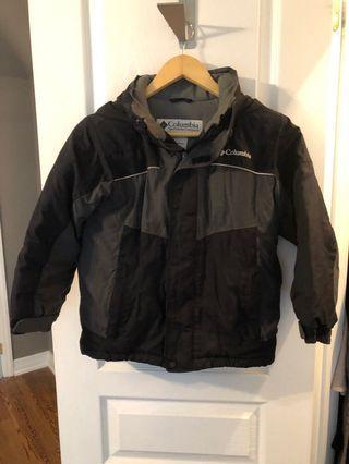 Kids winter Columbia jacket