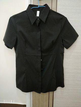 「OL款 襯衫 S 長短袖都有、百搭、舒適」